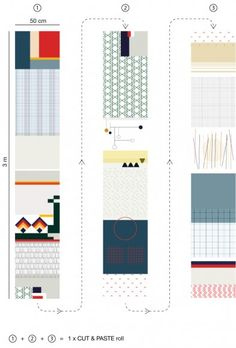 Cut & Paste paper - Loves by Domus