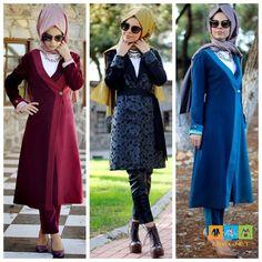 Tesettür Giyim Trend Renkler - http://www.emmu.net/tesettur-giyim/tesettur-giyim-trend-renkler.html