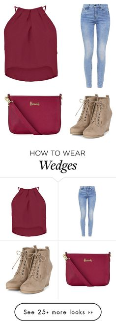 """Trending 733"" by ayannap on Polyvore featuring Boohoo, G-Star and Harrods"