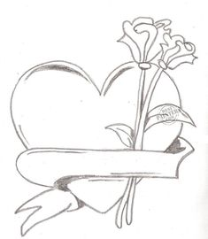 892x1024 Pencil Sketch Of Cute Heart Heart Love Drawing Sketch With Pencil