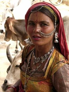 Resultado de imagen de personas de india del norte