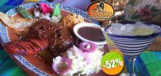 Las Adelitas - $124 en lugar de $258 por 1 Combo Pancho Villa + 1 Margarita, 1 Cerveza Nacional ó 1 Limonada. Click CupoCity.com