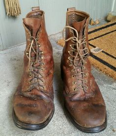 US $65.00 Pre-owned in Clothing, Shoes & Accessories, Men's Shoes, Boots