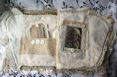Faraway Fabric Book by Sugar Lump Studios