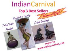 Check out Indian Carnival's top three bestsellers this summer. Which one do you like the most? Share your #summerofstyle favorite in the comments section below! www.indiancarnival.com