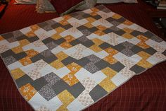Completed Geometric Patchwork