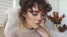 Halloween Makeup seen on McKenna's channel ♡