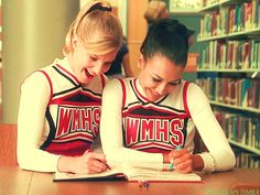 <3 Brittana..together forever <3