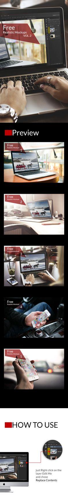 free-psd-realistic-apple-device-mockups