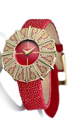 Fashion Jewellery Watches | Rosamaria G Frangini || Alain Sauser