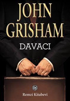 Hukuk dünyasından eğlenceli, gerilimli bir Grisham serüveni daha! Davacı idefix'te! http://www.idefix.com/kitap/davaci-john-grisham/tanim.asp?sid=TK6WT8LMD5HHKCY7RYC3