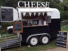 The Whole Cheese – Traveling Organic Cheese Truck (Somerset)