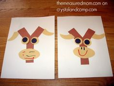 letter y craft 4 the measured mom 7 Letter Y Crafts and Process Art for Preschoolers