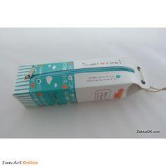 ZakkaUK: Novelty Pencil Cases Zipper & String Cute Milk Carton Design - White/Green Iwako Kawaii Erasers
