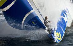 François Gabart pré-Vendée Globe / © Vincent Curutchet / DPPI Gotta love single-handed sailing!