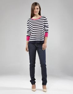 No Worries Knit - Andrea Moore Normcore, Knitting, Tops, Women, Style, Fashion, Swag, Moda, Tricot