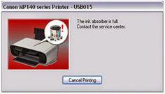 Coretan Terbaru: Cara Reset Printer Canon MP145