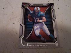 2012 Topps Strata Retail 6 Ryan Tannehill RC Rookie Card Miami Dolphins QB Mint   eBay