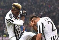 Pogba gets his very own FIFA 17 celebration Soccer Fifa, Soccer News, Sport Football, Football Players, Fifa 17, Paul Pogba, Match Highlights, As Roma, Juventus Fc