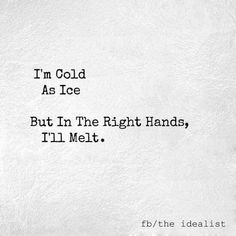 Cold Quotes Cold Person Quotes  Go Back  Pix For  Cold Hearted Quotes Tumblr