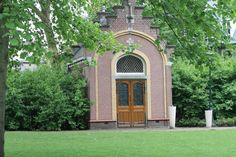 Stadspark Mariënburg. Dit rustige Stadspark was een voormalig kloostertuin. #Denbosch #Natuur #Rust #Stiltetuin