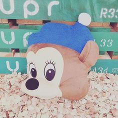 Instagram media rasmusklump_jpn - ラスムスクルンプの新商品のフェイスクッションだよ♪  #ラスムスクルンプ  #ラスムス  #rasmsklump  #travellers2015