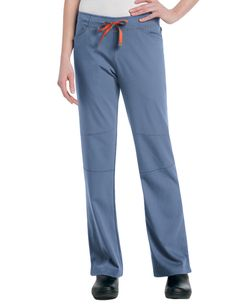 Designed for all-day ease of motion, these scrub pants feature a moto-inspired details at the knee and a colorful drawstring waistband. Side vents at the hems complete the comfort. Petite Pants, Scrub Pants, Drawstring Pants, Petite Size, Scrubs, Work Wear, Perfect Fit, Thighs, Contrast