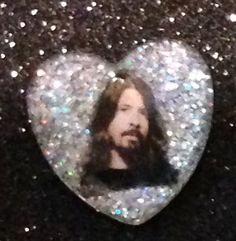 Dave Grohl Necklace by erinisexciting on Etsy
