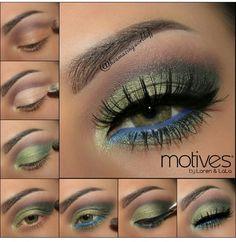 Green pop! :-)