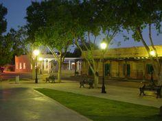 Old Mesilla, New Mexico