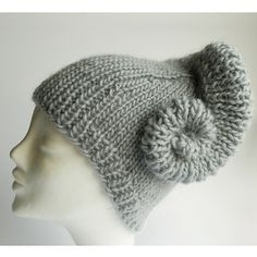 Ravelry: knitted hat with snail °Erin° orimono pattern by orimono Anleitungen