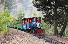 Cripple Creek & Victor Narrow Gauge Railroad - Colorado Springs