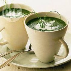 Celeriac and spinach soup @ allrecipes.co.uk