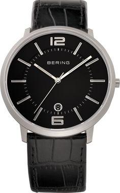Bering Uhr 11139-409 mit Gravur
