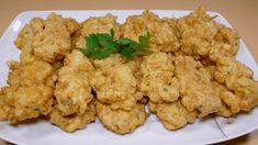 ▷ Pataniscas de Bacalao - BUÑUELOS DE BACALAO - Receta tradicional Cookies, Desserts, Food, Fish Recipes, Fails, Cod, Entrees, Crack Crackers, Tailgate Desserts