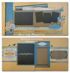 Florentine layouts by Annette Green. Love what she did with these, and dang but now I need to figure out a way to work Florentine workshop in, too.