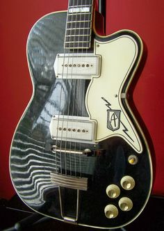 RARE 50's Vintage Kay Airline Pro Archtop