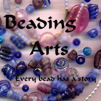 Beading Arts: Beaded flowers