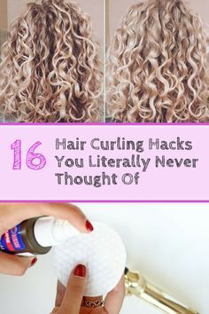 "whether you have naturally curly hair or just styled it yourself. To ""fluff,"" you run a pick through just the roots of your hair, and it breaks up any thick sections of hair or clumps. 16 Hair Curling Hacks You Never Thought Of Curly Hair Routine, Curly Hair Tips, Curly Hair Care, Frizzy Wavy Hair, Curly Hair Plopping, Caring For Curly Hair, Frizzy Hair Styles, Products For Curly Hair, Blow Dry Curly Hair"