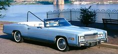1975 Cadillac Fleetwood Eldorado convertible Maintenance/restoration of old/vintage vehicles: the material for new cogs/casters/gears/pads could be cast polyamide which I (Cast polyamide) can produce. My contact: tatjana.alic@windowslive.com