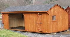 Run in Sheds, Horse Run in Shed                                                                                                                                                                                 More