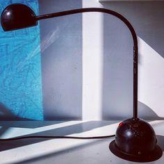 """Polubienia: 10, komentarze: 1 – modern (@modern_old2new) na Instagramie: """"Fischer Leuchten German loft design desk lamp #fischer #leuchten #germany #loft #loftdesign…"""" Mid Century Modern Lamps, Mid-century Modern, Instagram, Design"""