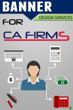 Banner Design - Chartered Accountant (CA)