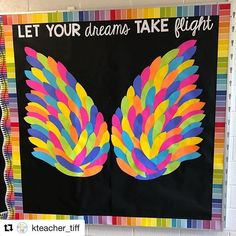 I love everything about this board from my friend @kteacher_tiff! The message, the bright colors, the photo opportunity... it's all perfect for back-to-school! #back2school #backtoschool #kindergarten #kindergartenteacher #classroom #classroomdecor #teaching #teach #onesharpbunch