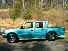 Holden Rodeo, Diesel Trucks, Pickup Trucks, 4x4, Vehicles, Off Road Cars, Car, Vehicle, Ram Trucks