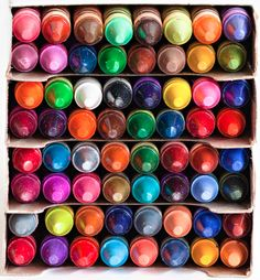 French Essence-crayon-colors