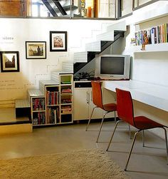 TV Under The Stairs: Picture Perfect?