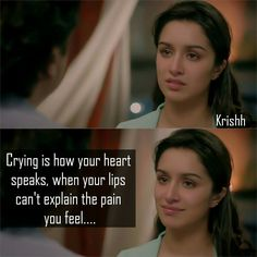 I could example wht i feel First Love Quotes, Crazy Quotes, Girl Quotes, Couple Quotes, Movie Quotes, True Quotes, Qoutes, Bollywood Love Quotes, Filmy Quotes