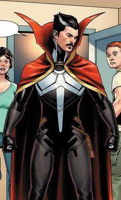 Marvel Comic Universe, Marvel Comics Art, Marvel Films, Comics Universe, Marvel Heroes, Superhero Characters, Comic Book Characters, Comic Character, Doctor Strange Comic