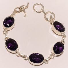 Bracelete ametista